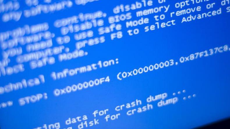 Открытие названного определённым образом файла ведёт к сбоям на Windows 8.1 и более ранних версиях
