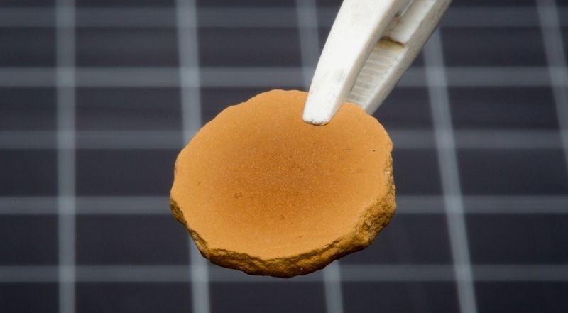 Марсианская почва пригодна для изготовления сверхпрочных кирпичей