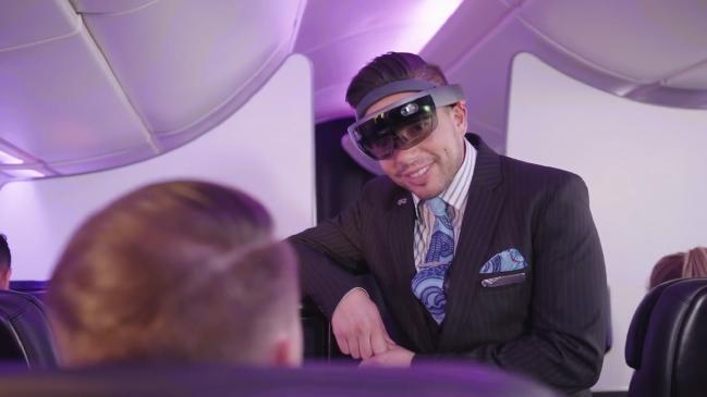 Бортпроводники смогут считывать эмоции пассажиров при  помощи дополнительной реальности