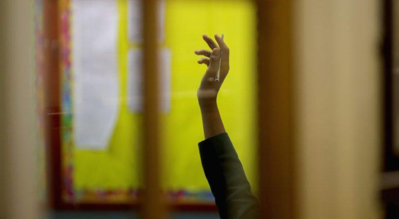 Счет на пальцах улучшает результаты тестов по математике