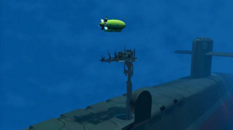 DARPA разрабатывает портативную антенну для подводной коммуникации дронов