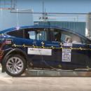 Tesla Model X получила идеальный рейтинг безопасности от NHTSA