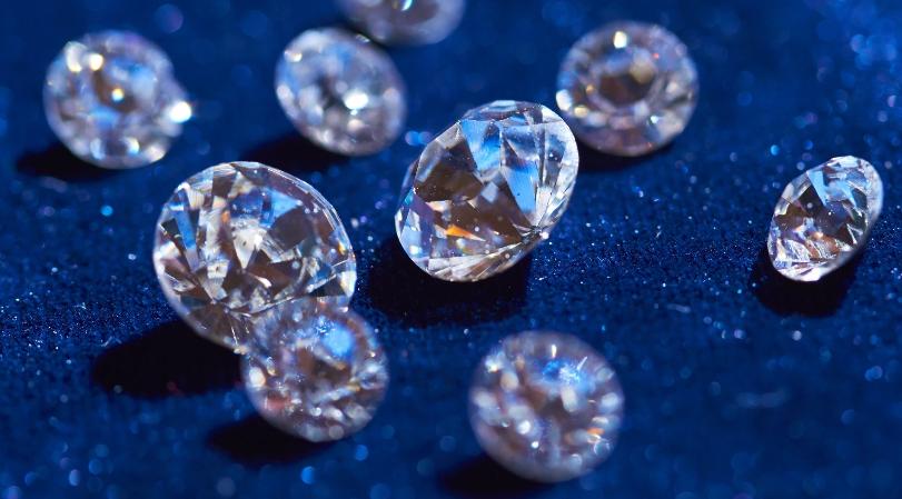 Алмазы с вкраплениями кремния могут использоваться для создания квантовых компьютеров
