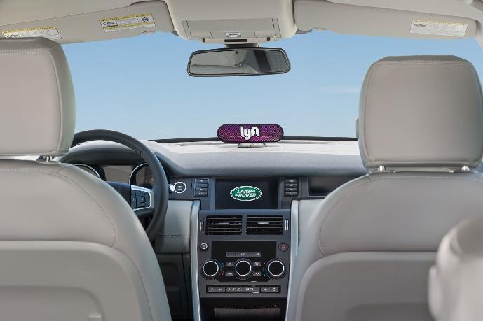 Lyft объединяется с Jaguar для тестирования самоуправляемых автомобилей
