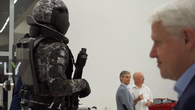 Ученые разрабатывают перспективную экипировку «штурмовика» для российской армии