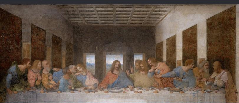 Бесконечная борьба за сохранение шедевра Да Винчи «Тайная вечеря» продолжается