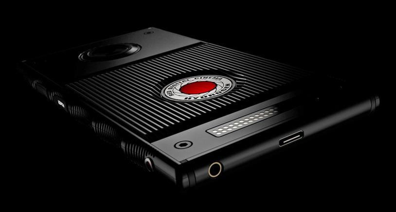 Производитель кинокамер RED создаёт смартфон с «голографическим» дисплеем