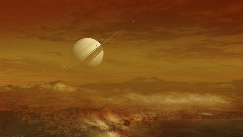 У самой большой луны Сатурна достаточно энергии для создания колонии