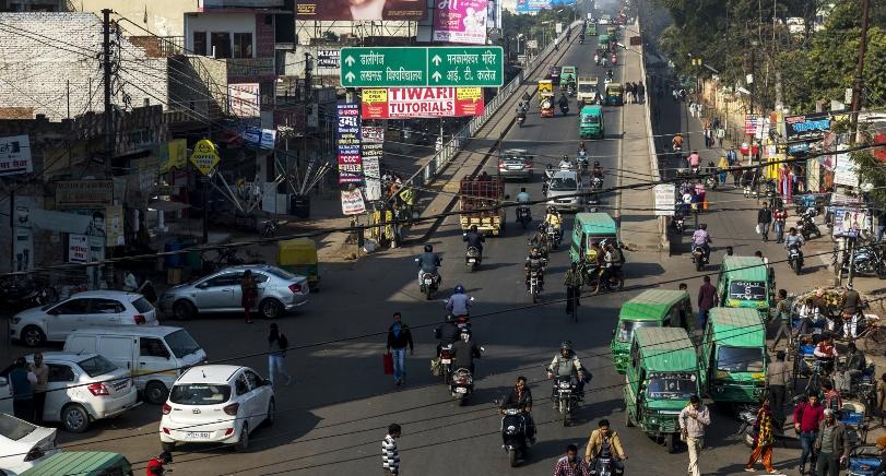 В Индии решили запретить самоуправляемые автомобили, чтобы сохранить рабочие места