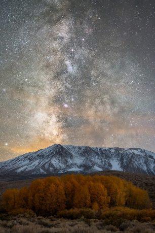 Несколько снимков космоса, которые попали в список лучших в этом году
