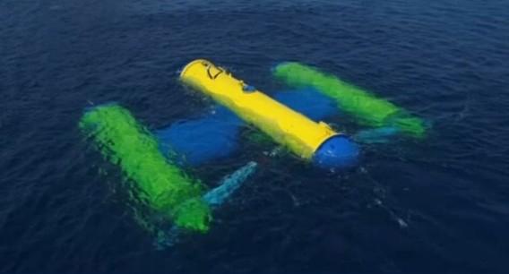 В поисках альтернативных источников энергии, японские учёные предлагают использовать морские течения