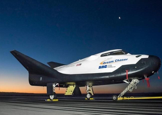 Агентство НАСА анонсировало новый многоразовый космический аппарат — Dream Chaser