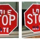 Уличные знаки легко сбивают с толку самоуправляемые автомобили