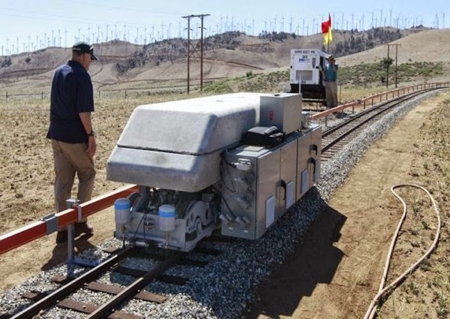 Гравитационные поезда могут решить проблему хранения электроэнергии
