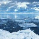 Сокращение арктического морского льда воздействует на систему циркуляции воды в Атлантическом океане