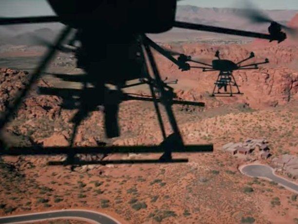 Разработан снайперский дрон, который поможет спасать жизнь солдатам и гражданским лицам
