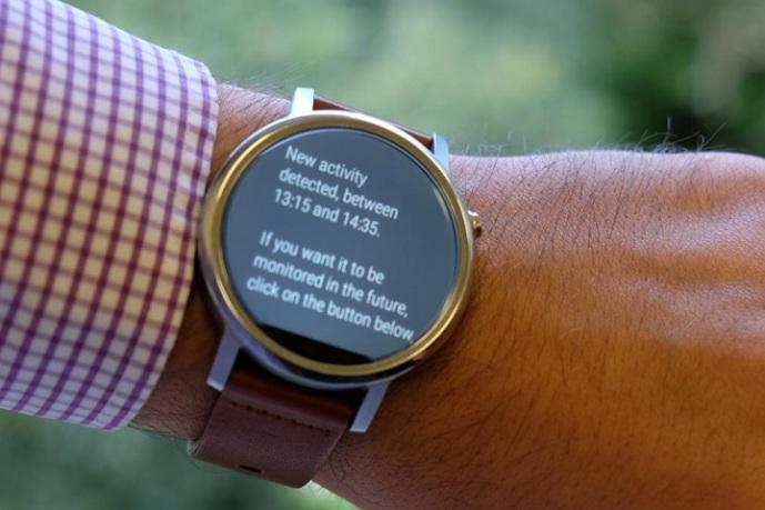 Новый алгоритм позволит «умным часам» изучать и отслеживать каждое движение своего владельца