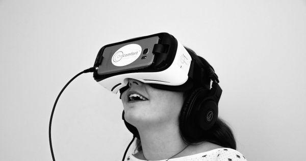 Технологический стартап применяет виртуальную реальность как оружие против рака
