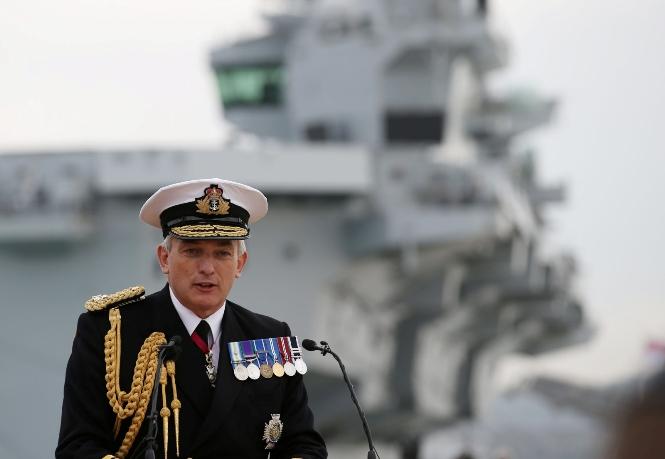 Британские военные корабли скоро получат системы голосового управления наподобие ассистента Siri