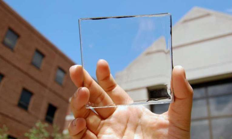 Прозрачные солнечные панели — это тренд будущего