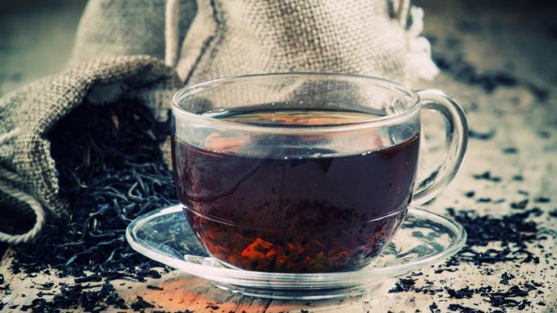 Чёрный чай всё таки действительно помогает бороться с лишним весом