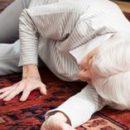С возрастом у людей снижается способность ощущать падение