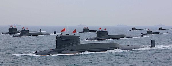 Квантовая связь повысит эффективность боевого применения морских ядерных сил Китая
