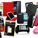 Широкий ассортимент аксессуаров для смартфонов