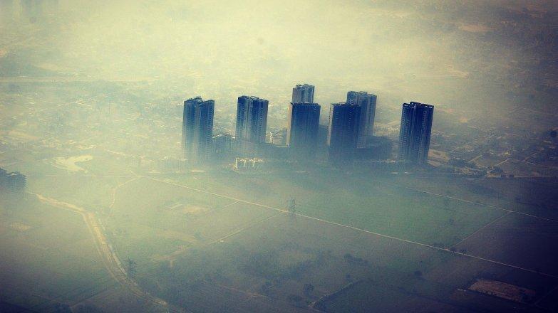 Загрязнение воздуха пагубно влияет на развитие мозга у малышей