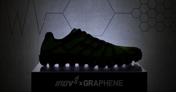 Кроссовки с применением графена помогут значительно улучшить спортивные результаты