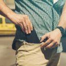 Американские медики советуют не носить мобильные телефоны в кармане