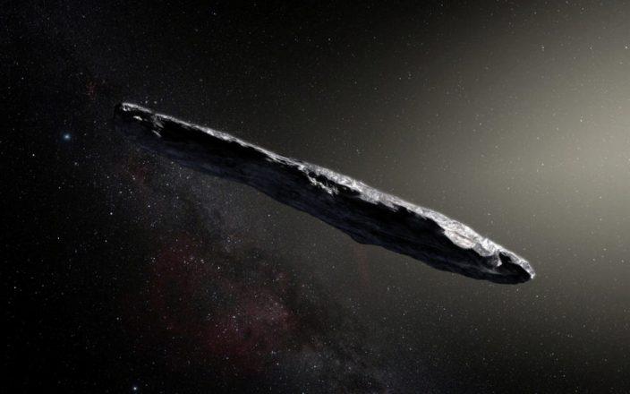 Что такое «Оумуамуа»: чужой межгалактический корабль или обломок космической скалы?