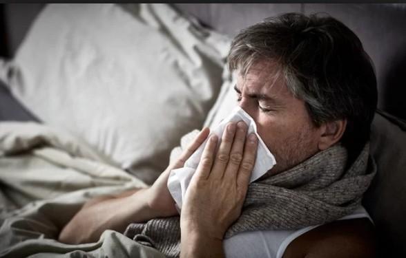 Из-за гриппа повышается риск сердечного приступа