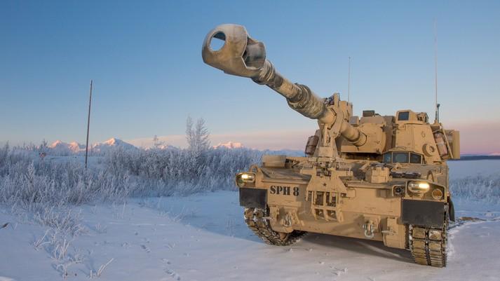 Армия США разрабатывает новую пушку с дальностью ведения огня 70 километров