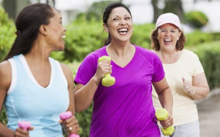 Правильно подобранные упражнения могут исправить возрастные повреждения сердца