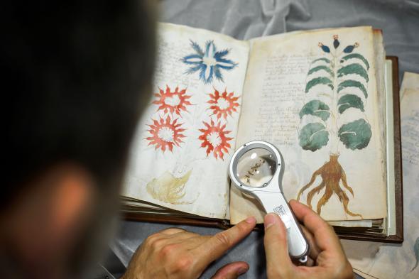 Справились ли криптоаналитики с самым загадочным средневековым манускриптом?
