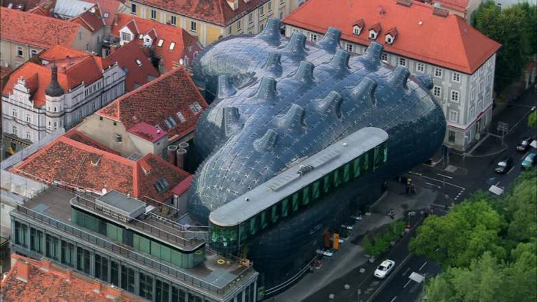 Звездная архитектура и ее влияние на малые и средние города