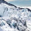 Рост осадков в Антарктике может замедлить повышение уровня океана