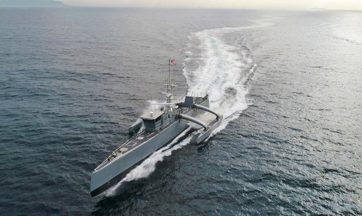 DARPA передала ВМС США беспилотный охотник за подводными лодками