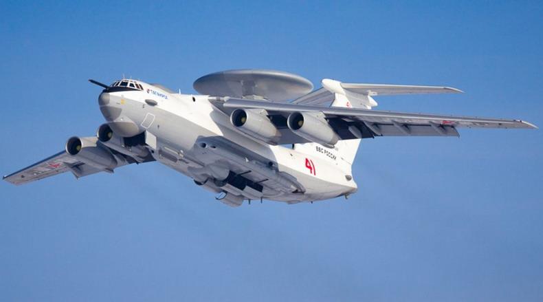Российский самолет А50У – возможный виновник «заблудившихся» Томагавков