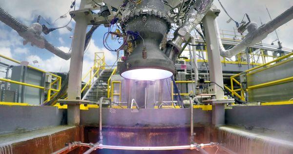 Идея ракеты, полностью распечатанной на 3D-принтере, становится реальностью
