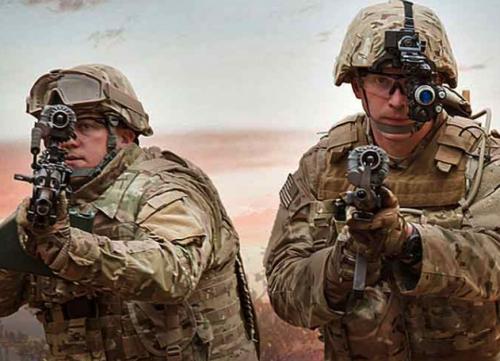 Новое оружие для американской армии