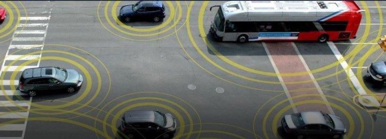 Будущее топливной эффективности — объединённые в сети автомобили, общающиеся между собой