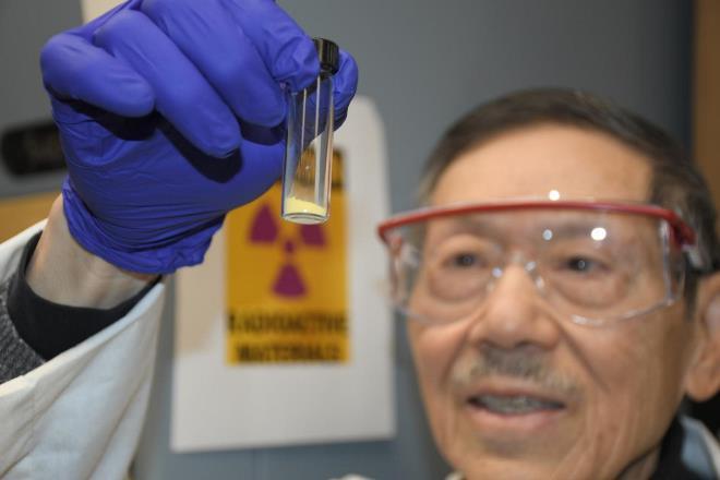 Из морской воды получены первые 5 грамм уранового концентрата