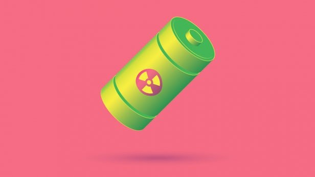 Российские учёные разработали мощную компактную ядерную батарейку