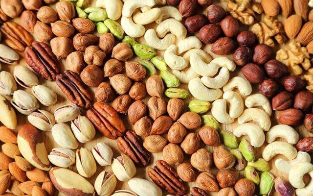 Исследование: растительный белок, клетчатка и орехи эффективно снижают холестерин и нормализуют кровяное давление