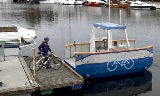 В Норвегии на замену мостам приходят беспилотные паромы