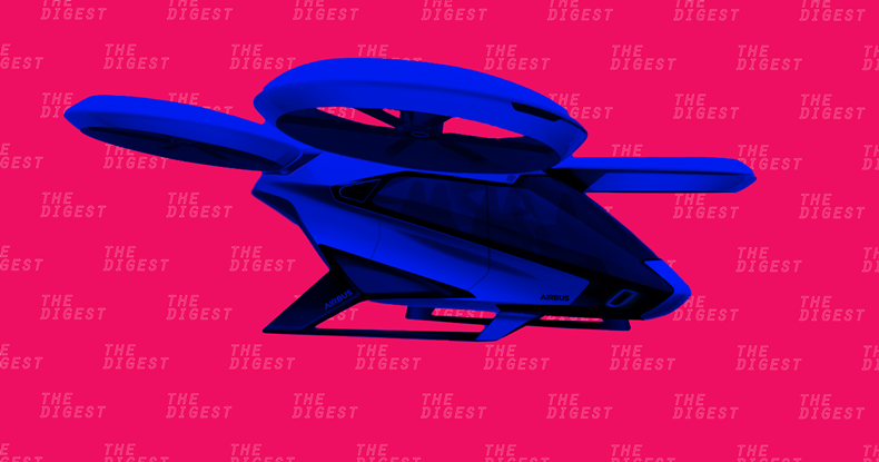 Япония хочет быть первой страной, где летающие автомобили станут обыденным делом