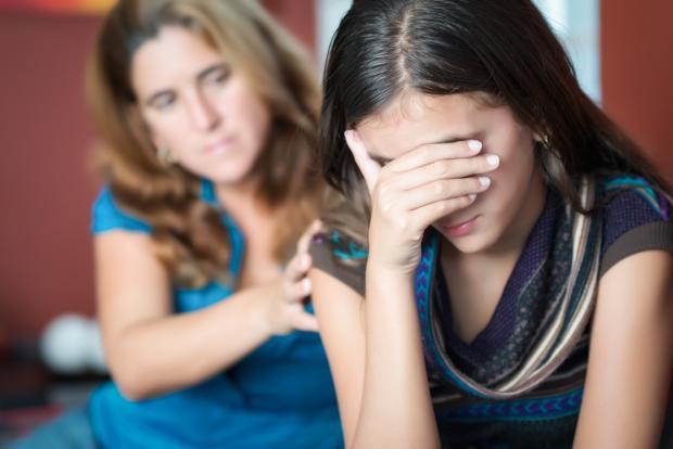 Депрессия подростков ― депрессия родителей
