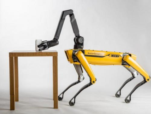 К середине 2019 года компания Boston Dynamics планирует производить 1 тысячу роботов-собак в год